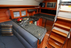Hunter 50 ft Marlow CC Center Cockpit 2009 YX0100000279