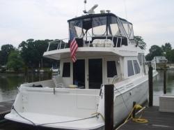 Navigator 48 ft 4800 Pilothouse 1999 YX0100000101