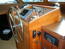 Hatteras 53 ft Classic Motor Yacht 1986 YX0100000220