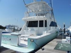 Viking 55 ft Sport Fish Convertible 1999 YX0100000238