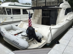 Sea Ray 48 ft 480 Sedan Bridge Motoryacht 2003 YX0100000255
