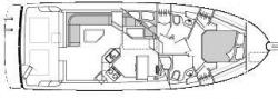 Bayliner 39 ft 3988 Command Bridge 1998 YX0100000167