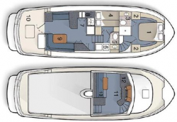 Nordic Tug 42 ft Pilothouse Trawler Yacht 1998 YX0100000227