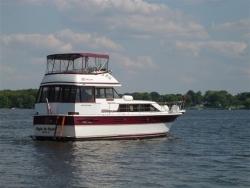 Trojan 44 ft F44 Motoryacht 1979 YX0100000283